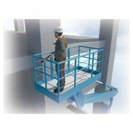 Kit de Protección Anticaidas Deslizante modelo ELARA130 de DeltaPlus