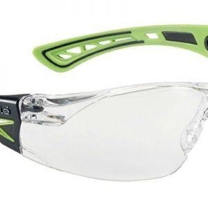 Gafas Incoloras de Patillas modelo Rush+ de Bollé VERDE