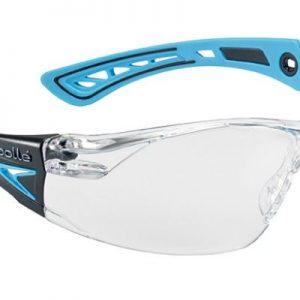 Gafas Incoloras de Patillas modelo Rush+ de Bollé AZUL