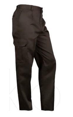 Pantalon De Trabajo Multibolsillos Modelo Wr100 De Worko