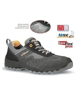 Ergos - Calzado de Protección de Piel para Hombre, Color Negro, Talla 42 UE