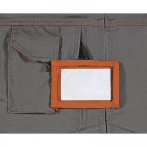 M2VE2 GR badge holder