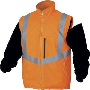 OPTIMUM OR removable bodywarmer