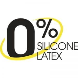 Picto ZERO SILICONE LATEX