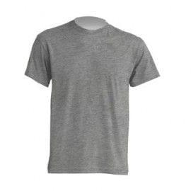 Camiseta manga Corta modelo Regular T-Shirt de JHK TSRA150 GRIS MELAGE